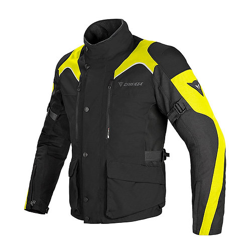 CHAMARRA DAINESE TEMPEST D-DRY YELLOW