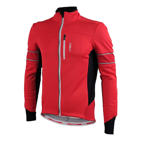 CHAMARRA BICYCLE LODE RED