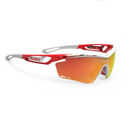 LENTE RUDY PROJECT TRALYX FADE RACE PRO MICA IMPACT 2 LASER ORANGE