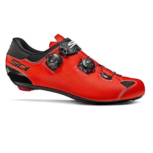 ZAPATOS SIDI GENIUS 10 RED