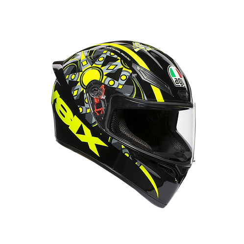 CASCO AGV K-1 TOP FLAVUM 46