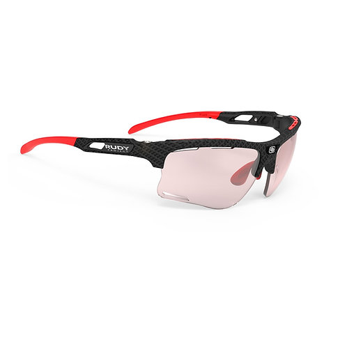 LENTE RUDY KEYBLADE CARBONIUM PHOTOCHROMIC 2 LASER RED