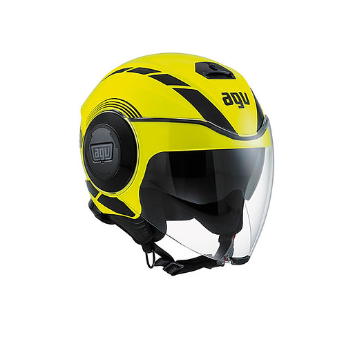 CASCO AGV FLUID EQUALIZER YELLOW