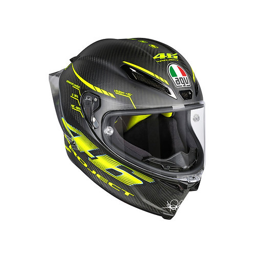 CASCO AGV PISTA GP R PROJECT 2.0 CARBON