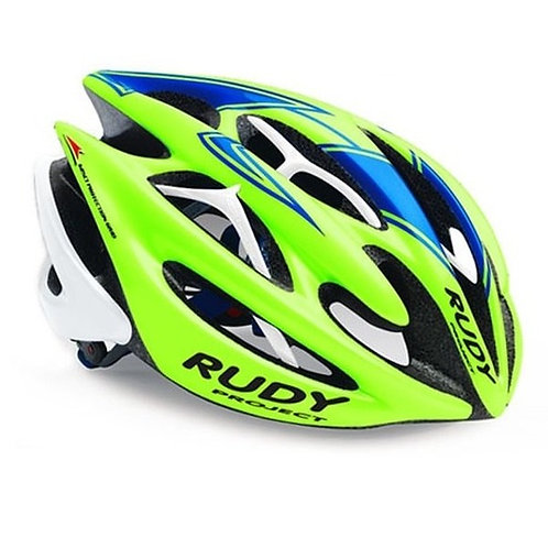 CASCO RUDY STEARLING LIME SHINY