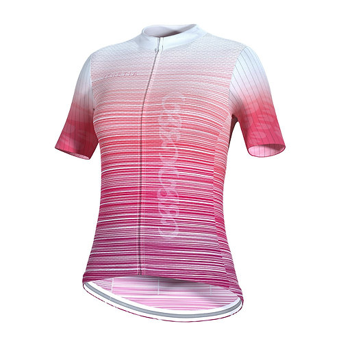 PLAYERA BICYCLE VENETIA LADY PINK