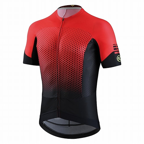 PLAYERA BICYCLE PRO-S RED