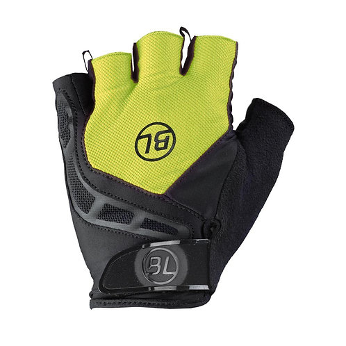 GUANTES BICYCLE PAVÉ YELLOW
