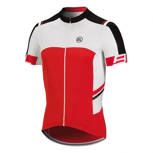 PLAYERA BICYCLE CALIFORNIA RED
