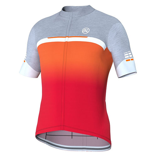 PLAYERA BICYCLE TREVISO S2 RED