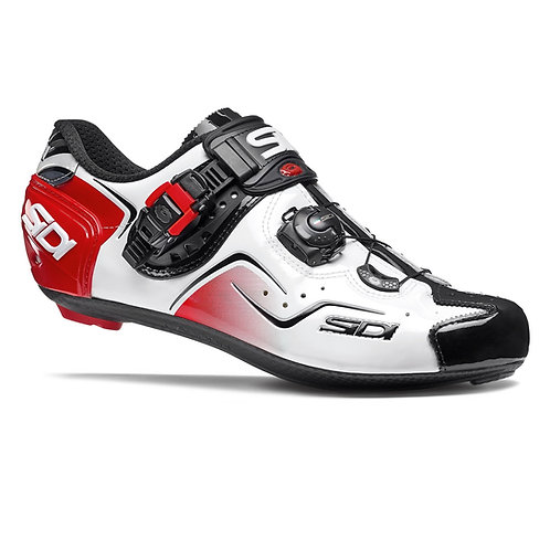 SIDI KAOS WHITE BLACK RED