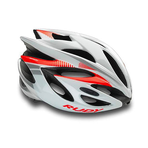 CASCO RUSH WHITE SHINY