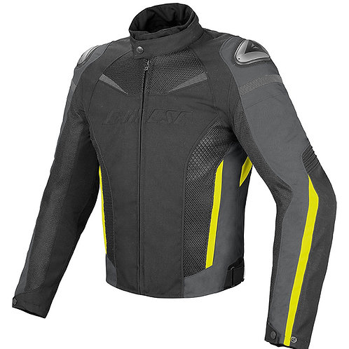 CHAMARRA DAINESE G. SUPER SPEED D-DRY YELLOW
