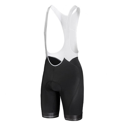 BIB SHORT BICYCLE ANIMA-S BLACK