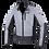 Thumbnail: CHAMARRA SPIDI SOLAR NET GREY BLACK