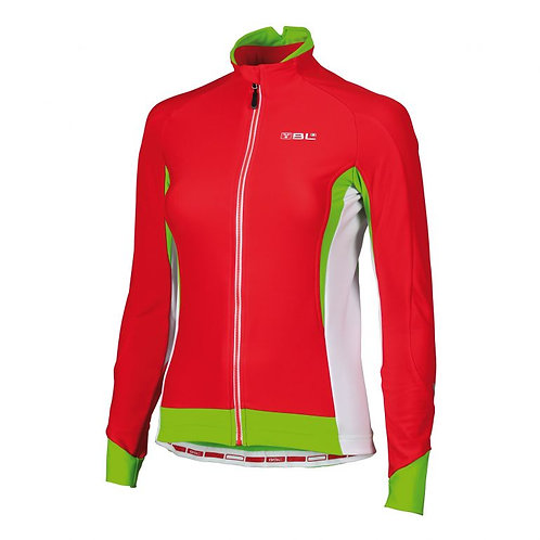 CHAMARRA BICYCLE SOGNO WOMEN RED