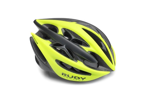 CASCO RUDY STERLING + YELLOW MATT