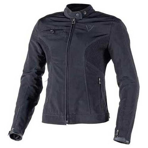 CHAMARRA DAINESE ALICE TEX LADY BLACK