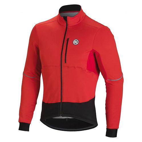 CHAMARRA BICYCLE BRETAGNA RED