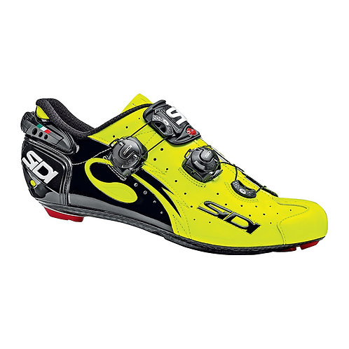 SIDI WIRE CARBON LUCID YELLOW