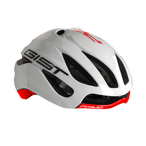 CASCO GIST PRIMO WHITE RED