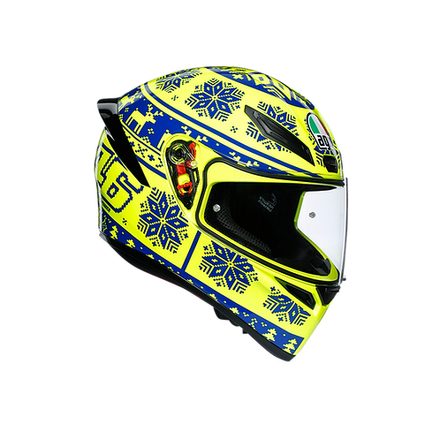 CASCO AGV K-1 TOP WINTER TEST 2015