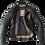 Thumbnail: CHAMARRA SPIDI VINTAGE PIEL BLACK