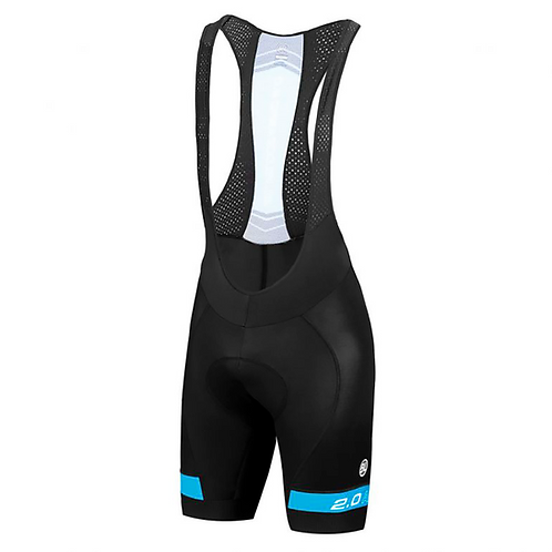 BIB SHORT BICYCLE  AERO 2.0 BLUE