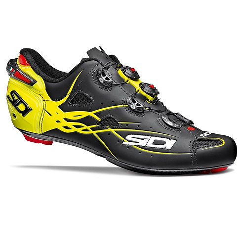 SIDI SHOT MATT YELLOW