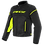 Thumbnail: CHAMARRA DAINESE AIR FRAME TEX D1 BLACK YELLOW