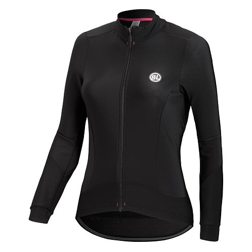 JERSEY BICYCLE PASSIONE LADY BLACK
