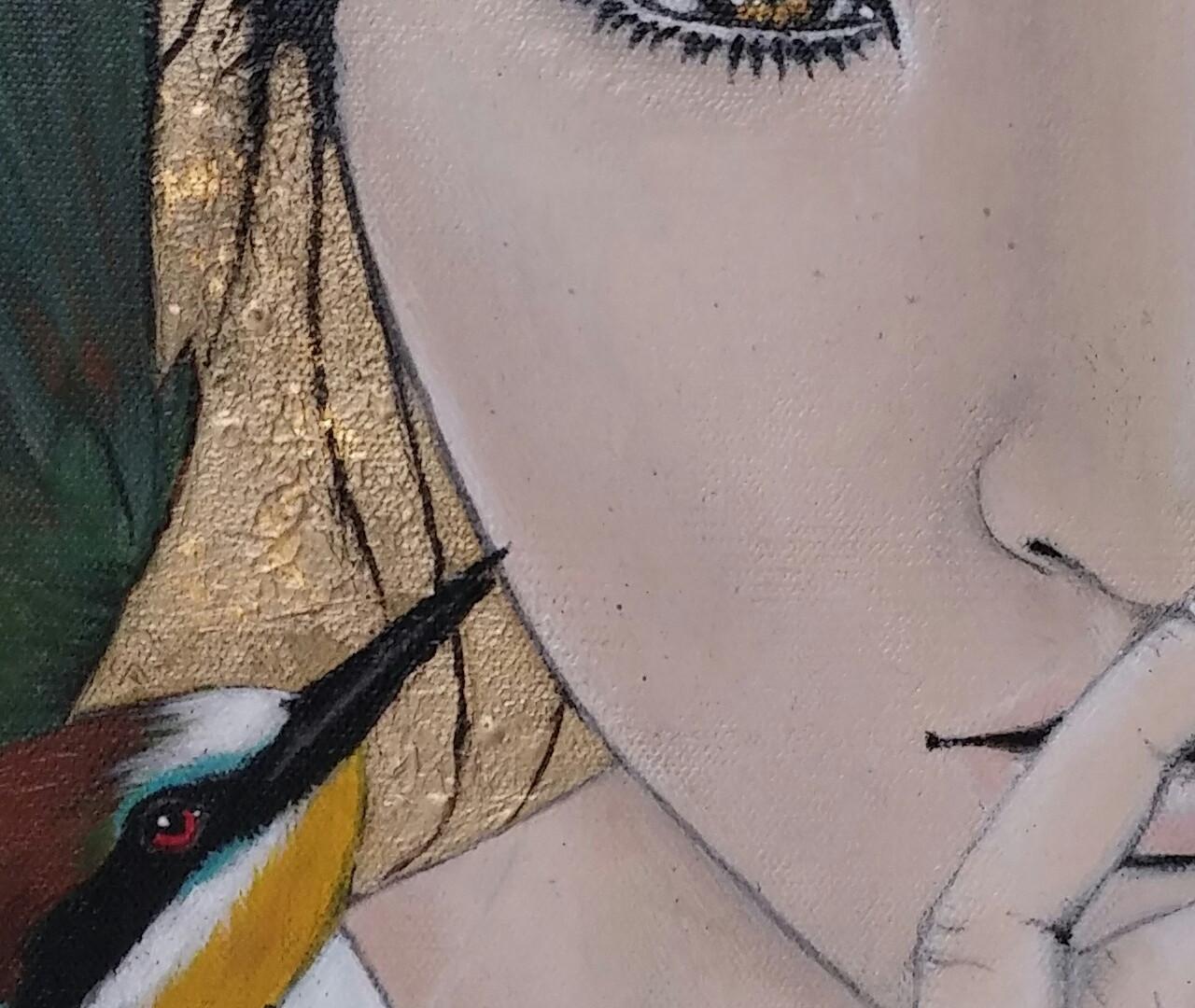 Stillness of the mind-Cicilia Postma