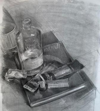 Whiskey Rembrandt