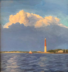 Barnetgat Lighthouse