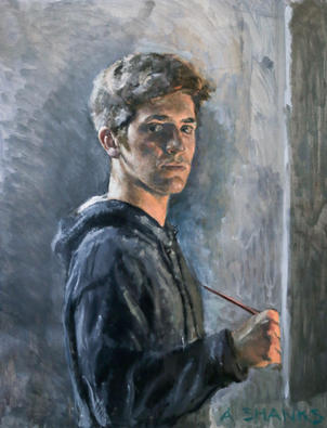 Self-Portrait at 23