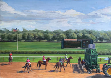 Travers Stakes at Saratoga Springs