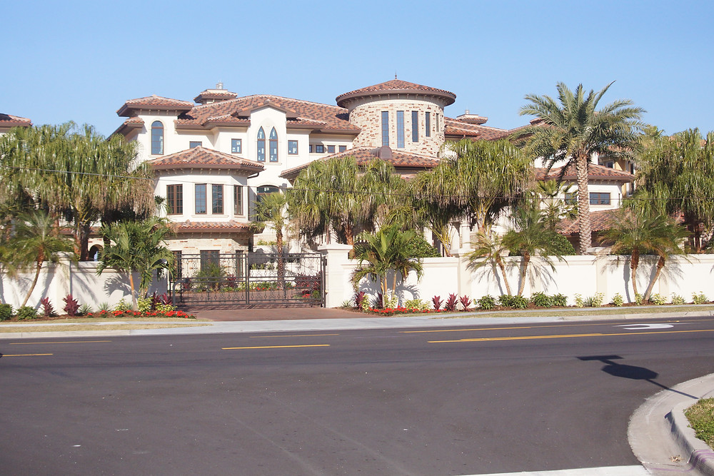 Ryan Howard's Beach Mansion