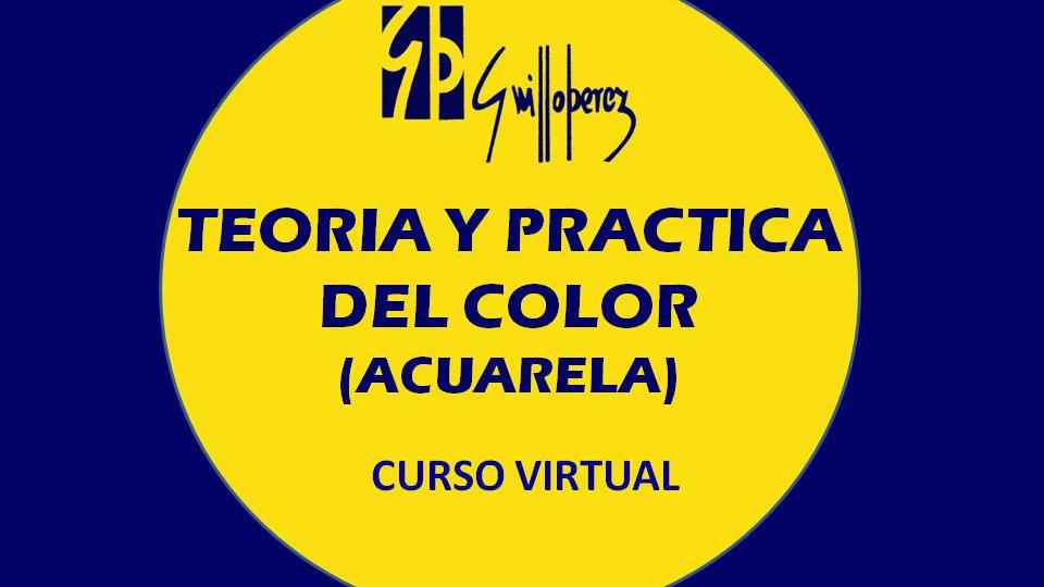 Teoría y Practica del Color (Acuarela)