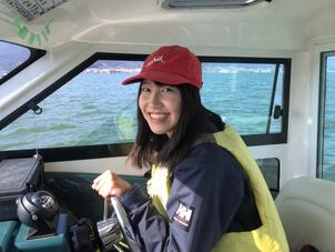私がヨット部に入った理由#15