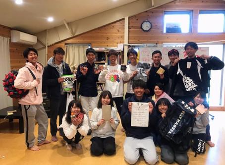 3/27〜3/28 部内新人戦