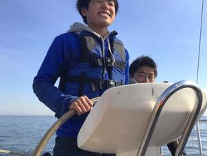 私がヨット部に入った理由#06