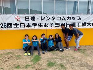 9/21〜23 第28回全日本学生女子ヨット選手権大会