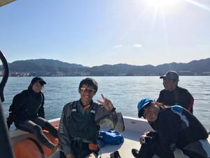10/20〜10/21 琵琶湖練習
