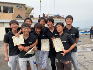 6/22〜23全日本学生ヨット選手権大会個人戦予選