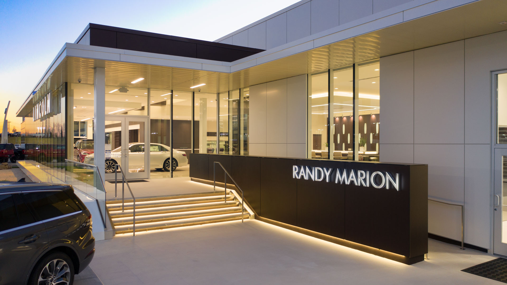 Randy Marion Lincoln