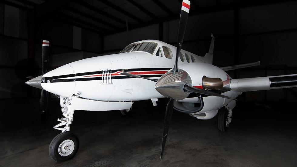 1974 Beechcraft Kingair E90