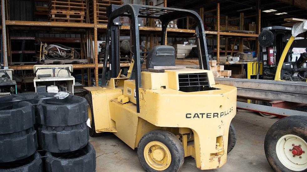 1987 CAT V80E Forklift
