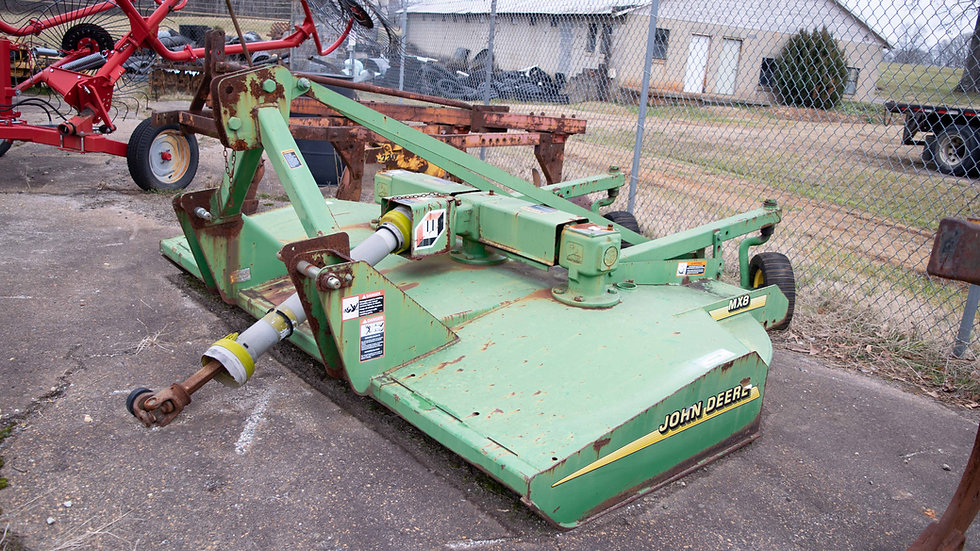 2002 John Deere MX8 Mower