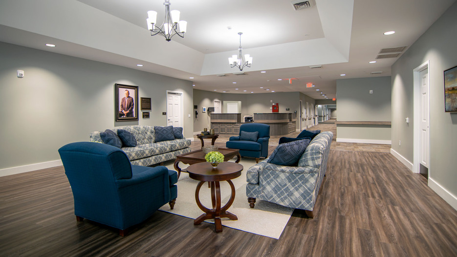 S. Mitchell Mack Hospice House