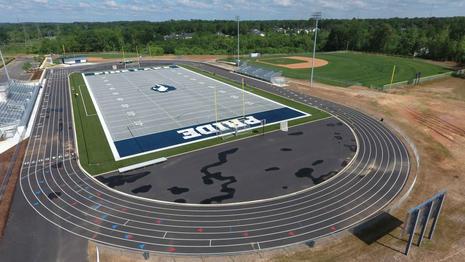 PLP: Athletic Complex
